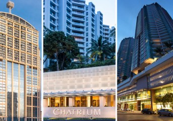 Chatrium Hotels and residences sweep 20 awards and accolades in 2015