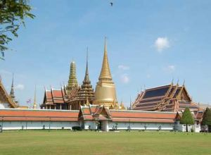 Bangkok's iconic Grand Palace makes World's 50 Most Visited Tourist Attractions.