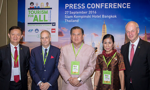 Bangkok hosts World Tourism Day celebrations for the first time