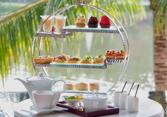 Enjoy High Tea at Banyan Tree Phuket