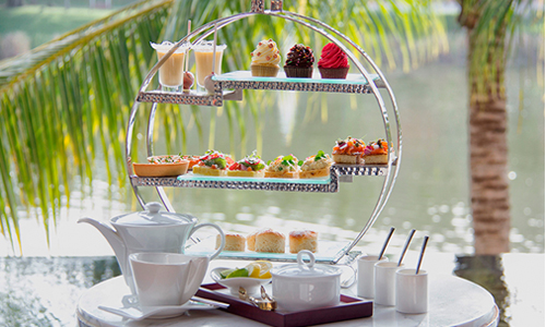 Enjoy High Tea at Banyan Tree Phuket