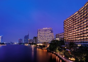 Bangkok's Shangri-La voted one of Southern Asia is Top hotels by Condé Nast Traveler readers