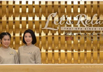 Introducing Let's Relax Onsen and Spa Thonglor