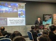 TAT Governor Speech at WTM 2016
