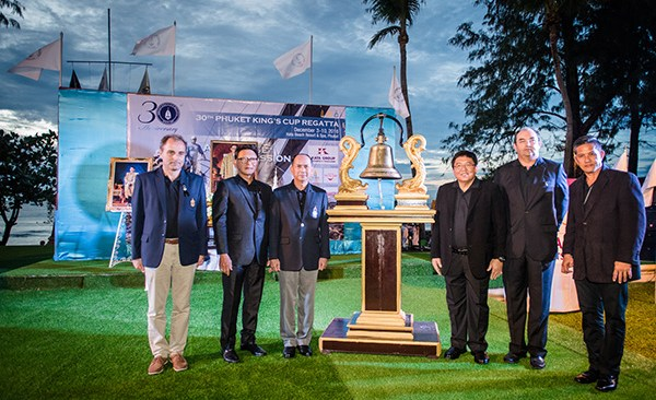 Phuket King's Cup Regatta 2016 celebrates 30th Anniversary