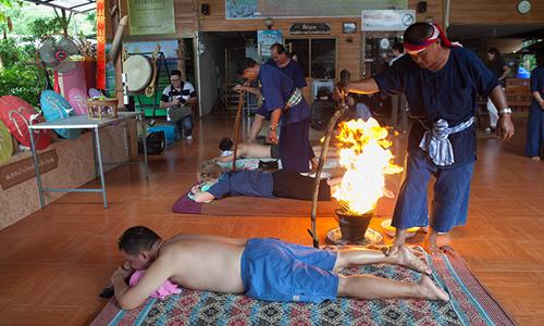 Ban Rai Kong Khing community, Chiang Mai