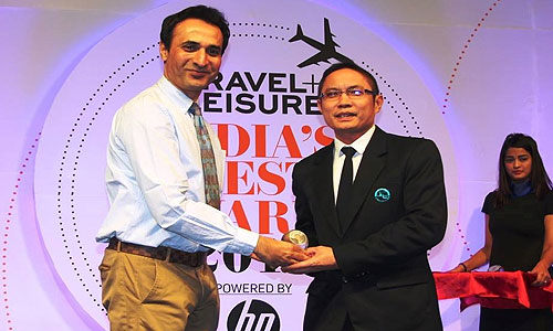 Thailand once again named Best Wedding Destination by Travel + Leisure India