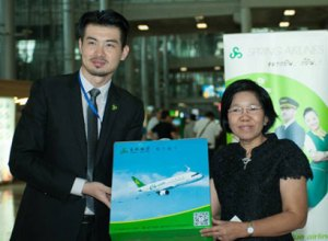 Thailand welcomes new Spring Airlines flight from Guizhou