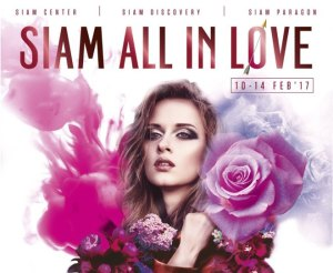 Siam All in Love @ Siam Center, Siam Discovery, Siam Paragon