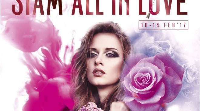"Romantic ""Siam all in Love"" campaign to highlight Valentine's Day shopping"