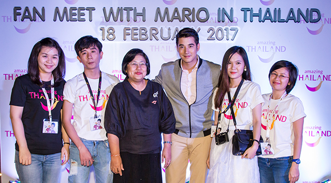 TAT holds first Fan Meeting with Mario Maurer in Thailand (3)