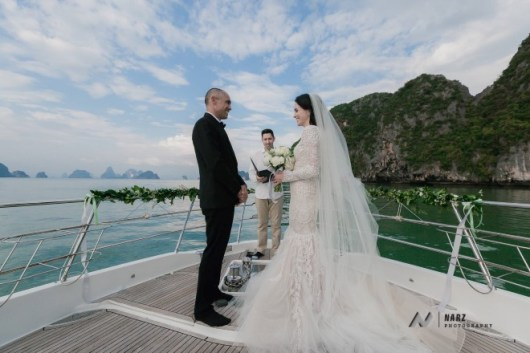 Dream of Thailand for weddings and honeymoons