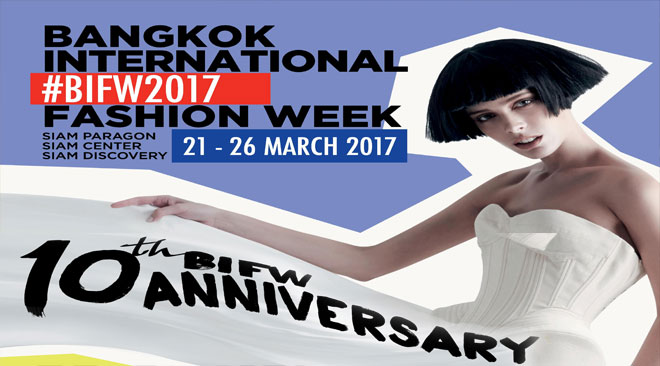 10th Bangkok International Fashion Week to showcase Thai design