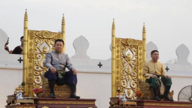 13th World Wai Kru Muay Thai Ceremony in Ayutthaya Historical Park