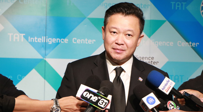 Growth continues as Thailand hits visitor and revenue targets for first quarter 2017 (2)