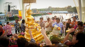Songkran Festival 2017 @ Nationwide