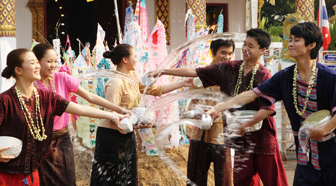 Songkran 2017 spurred over 45 billion Baht in spending in Thailand