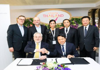 TAT and Lufthansa City Centre sign extensive marketing pact