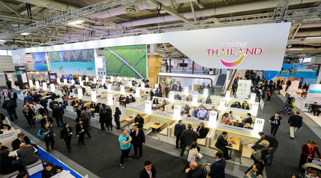 Thailand to have wide-ranging presence in ITB Berlin 2017
