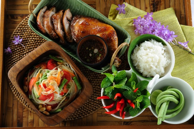 Sharing is giving in Thai food culture
