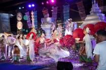 A celebration of Songkran