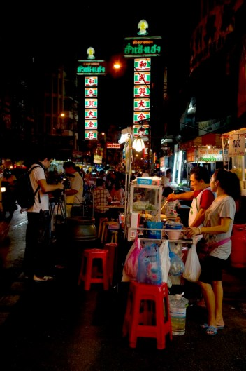 Bangkok remains top destination for street food
