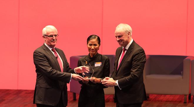 Successful 2017 WTTC Global Summit in Bangkok