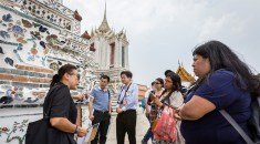A touch of Thainess enhances the 2017 WTTC Global Summit in Bangkok