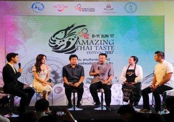 Amazing Thai Taste Festival 2017 to showcase authentic cuisine of Thailand