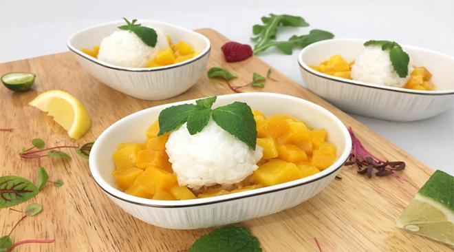 THAI marks 57th year serving mango sticky rice on Taipei flights