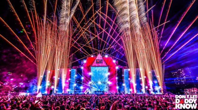 Top 10 music events in Thailand-Don't Let Daddy Know