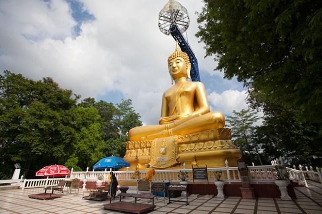 Khao Kradong Buddha