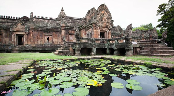 Castles of Buri Ram create Sports Tourism mecca-Prasat Hin Phanom Rung 2