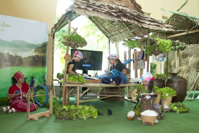 Exhibition of indigenous products proves a hit at Thailand Travel Mart 2017
