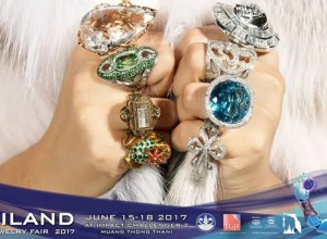 Thailand is a Girl's Best Friend for Gems-Jewellery_Thailand Gems and Jewelry Fair 2017