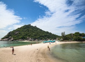 Ko Phangan – a tranquil getaway in the Gulf of Thailand-Batik