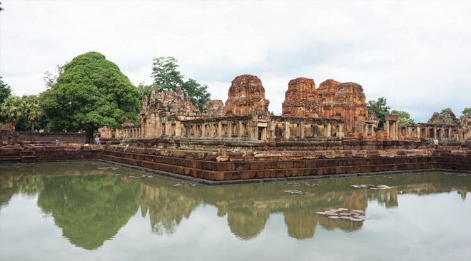 Discovering Buri Ram with the Tourism Authority of Thailand
