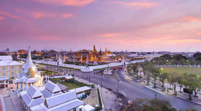 Thailand earned nearly 70 awards in SmartTravelAsia.com Best In Travel Poll-Bangkok