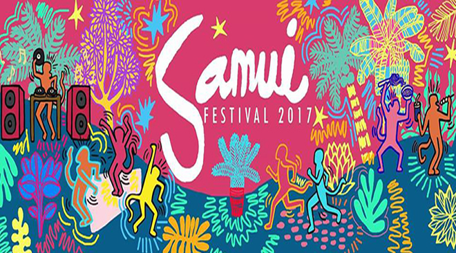 Samui Festival 2017 tops Thailand events calendar with action packed programme