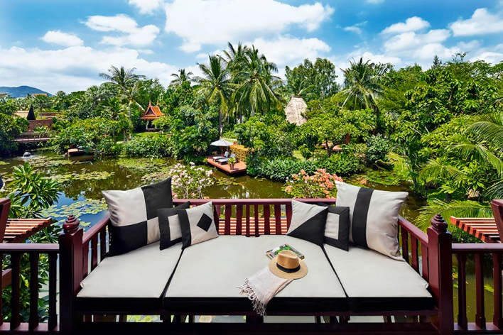 Anantara Hua Hin voted Top Resort in Asia by Conde Nast Traveler