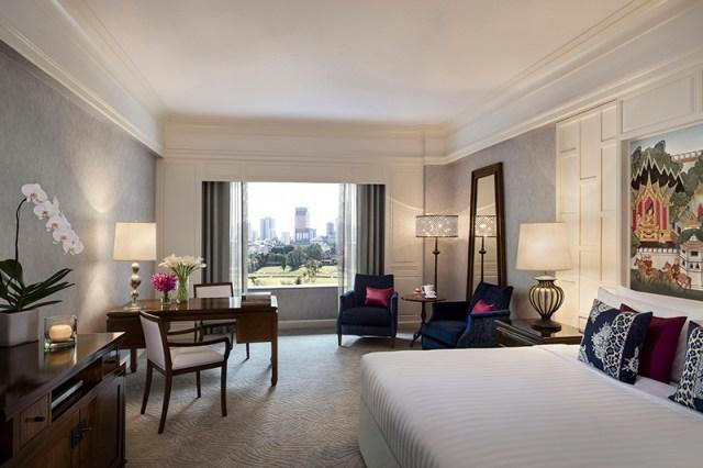 Anantara Siam Bangkok unveils new Thai inspired guestrooms