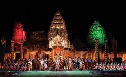 Phimai Festival 2017 celebrates the glory of Phimai Historical Park