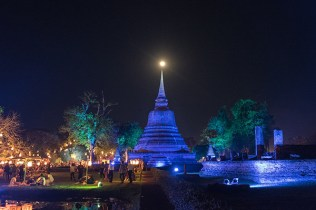 TAT floats Bangkok and five unique locations for Loi Krathong Festival 2017