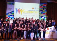Thailand hosted ASEAN Plus Three Tourism Youth Summit 2017