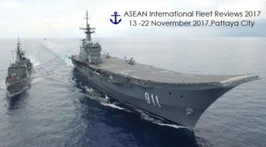 International Fleet Review 2017
