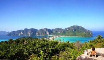 Phi Phi Don View Point