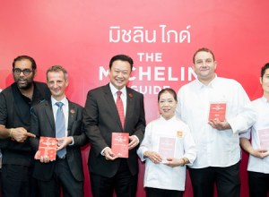 Michelin Guide Bangkok 2018