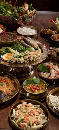 Discover Thai Cuisine through its famous four regions