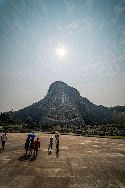 Khao Chi Chan (Buddha Mountain)