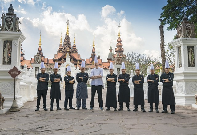 Ten Talented Thai Chefs Showcase Thai Gastronomy at AFT 2018 Gala Opening